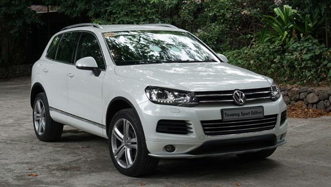 Volkswagen Cebu roadshow