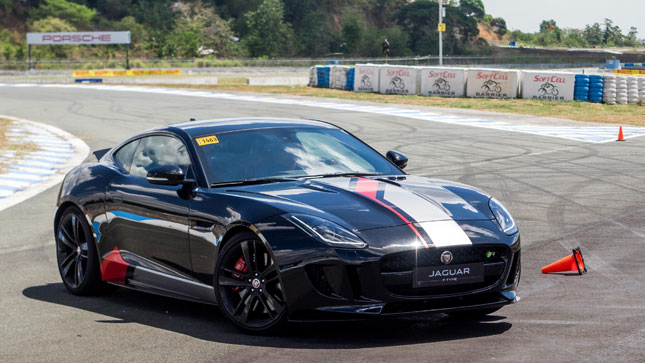 Wonderful A Day With The Jaguar F Type On A Proper Racetrack | Feature Articles | Top  Gear Philippines