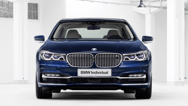BMW 7-Series The Next 100 Years
