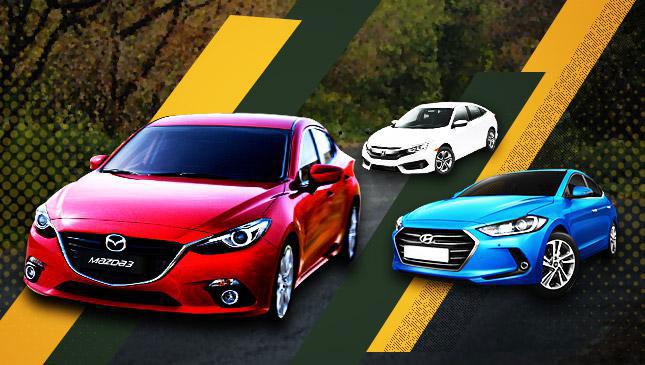 A Reader Asks: Honda Civic, Hyundai Elantra Or Mazda 3? | Wrong Car / Right  Car Online | Top Gear Philippines