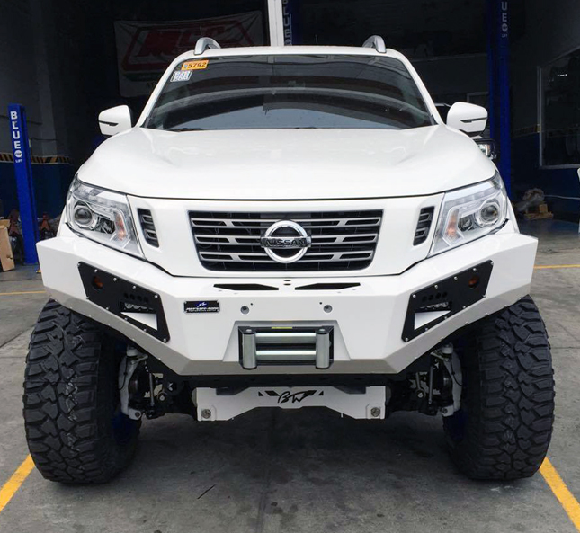 This modified Nissan Navara will make you want a pickup ...