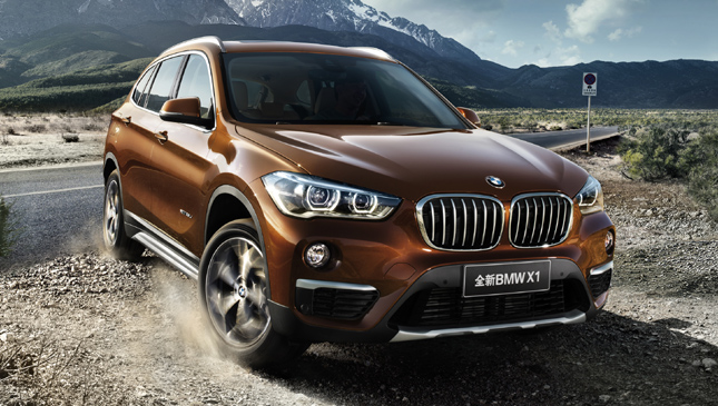 BMW X1 long-wheelbase