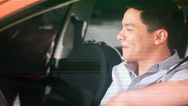 AlDub endorses the Mitsubishi Mirage