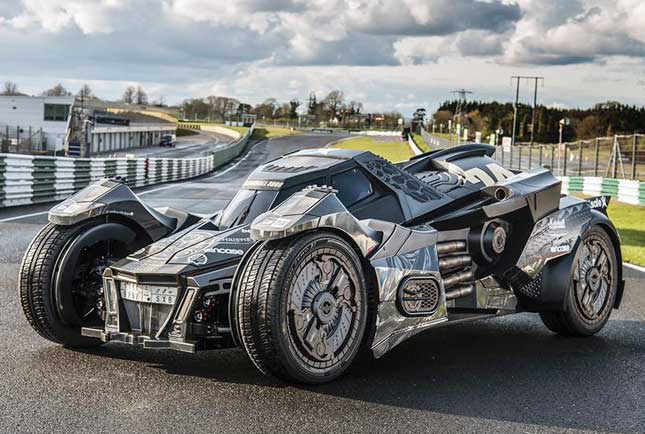 The Annual Gumball 3000 Has Kicked Off And This Is Sickest Car Of Lot