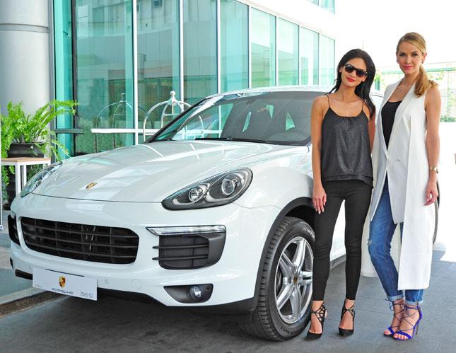 Miss Universe - Porsche