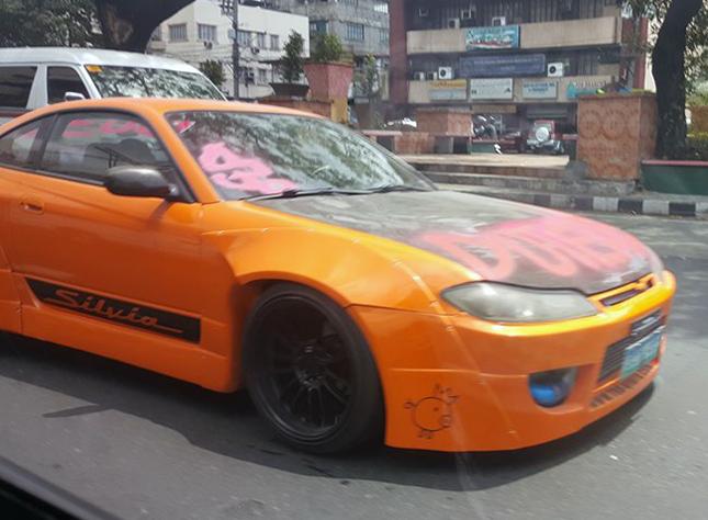 Cars for Rodrigo Duterte