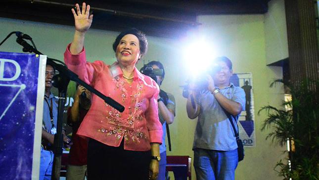 Miriam Defensor-Santiago