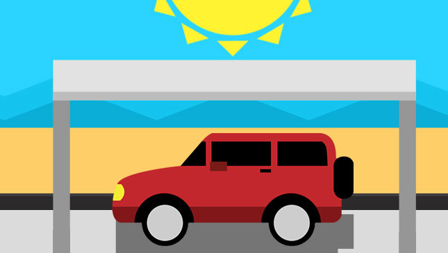 Summer car-care tips