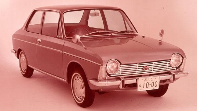 Subaru boxer 50th anniversary