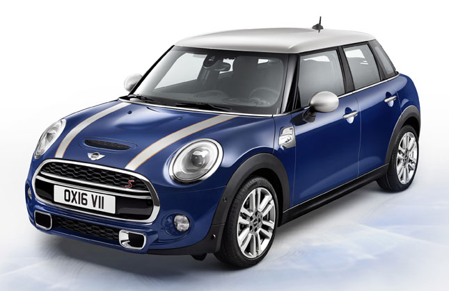 14 Images Mini Revives The Iconic Seven Model Name