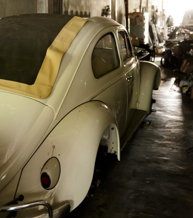 Volkswagen parts