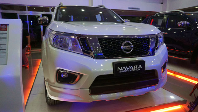 Nissan Navara Sport Edition Variant Price Colors