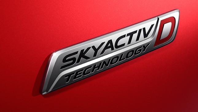 Mazda Skyactiv-D