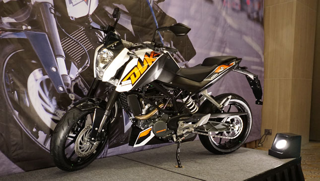 KTM Bikes Philippines: Announces Full Product Lineup and Pricing