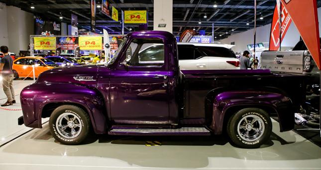 Trans Sport Show car