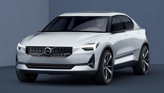 Volvo 40 Series concept