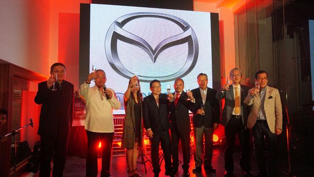 Mazda Cebu