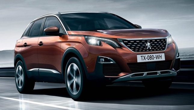 the new peugeot 3008 is french design at its finest car news top gear philippines. Black Bedroom Furniture Sets. Home Design Ideas