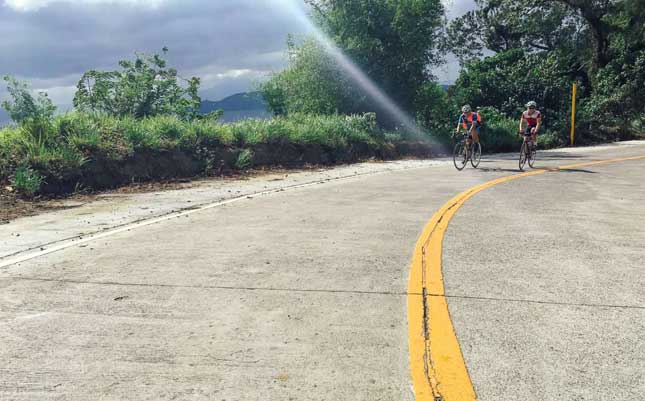 Cycling in the Philippines