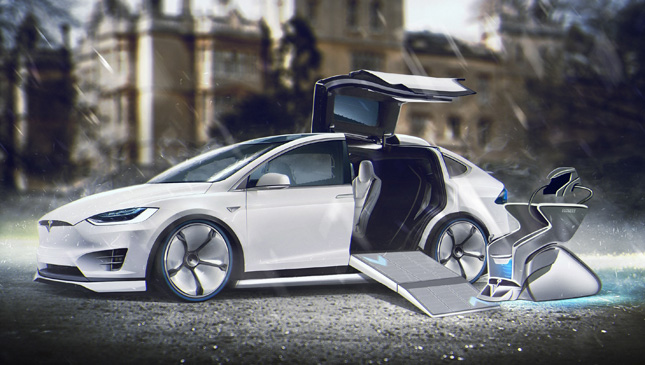X-men cars