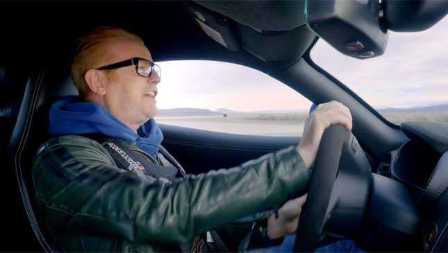 Top Gear review