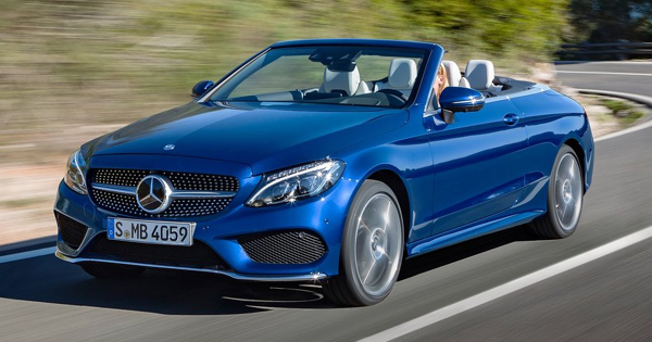 The new mercedes benz c class cabriolet is a convertible done right car news top gear - Mercedes c class coupe convertible ...
