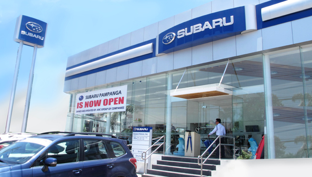 Subaru Pampanga