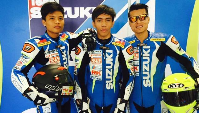 Team Suzuki Pilipinas