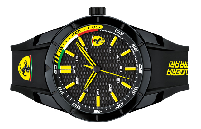 swiss movements while some movado features each materials new scratch model also resistant ferrari carefully racing and selected in sapphire boast line the watches crystals scuderia orologi of