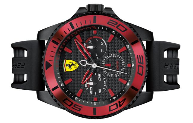 Scuderia Ferrari watch