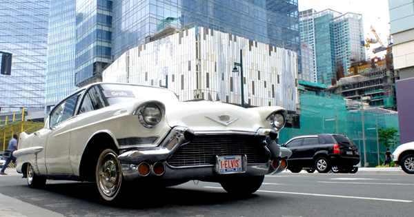 This Weekend, Grab PH Is Letting You Ride Vintage Cars In