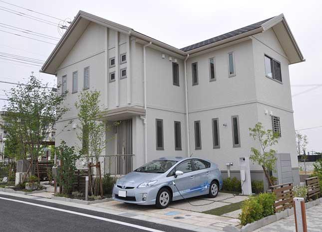 Toyota City house