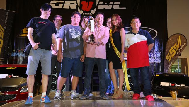Trans Sport Show winner