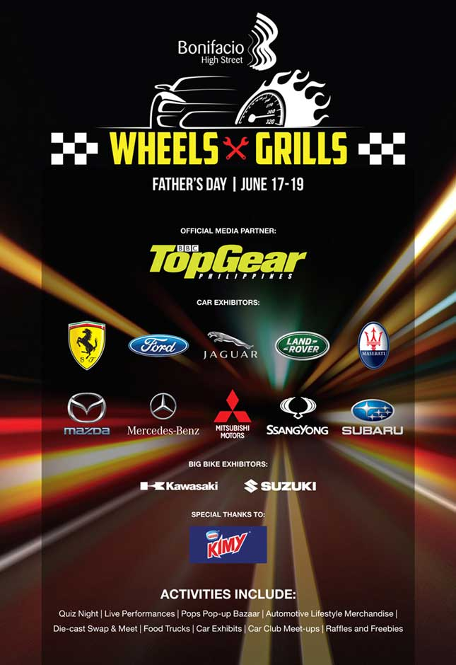 Wheels & Grills