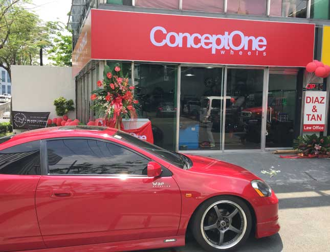 Concept One Wheels BGC