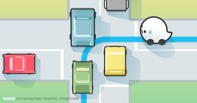 Waze Difficult Intersections