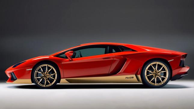 Lamborghini Aventador - Miura