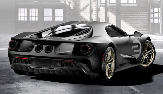 Ford GT 66 Heritage Edition
