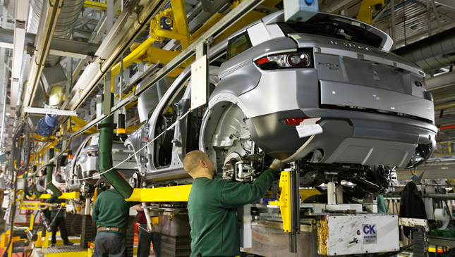 Effects of Brexit on automotive industry