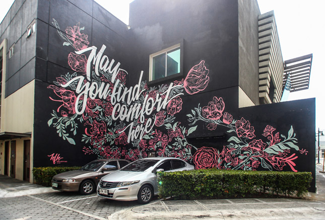 Bonifacio Global City murals