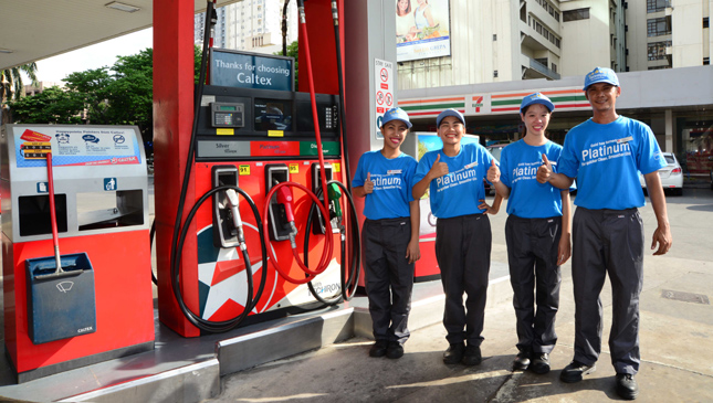Caltex Clean and Glide technology