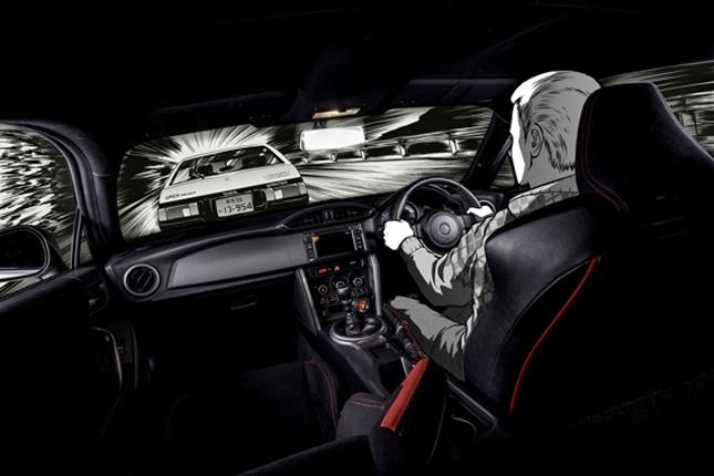 Initial D GT86
