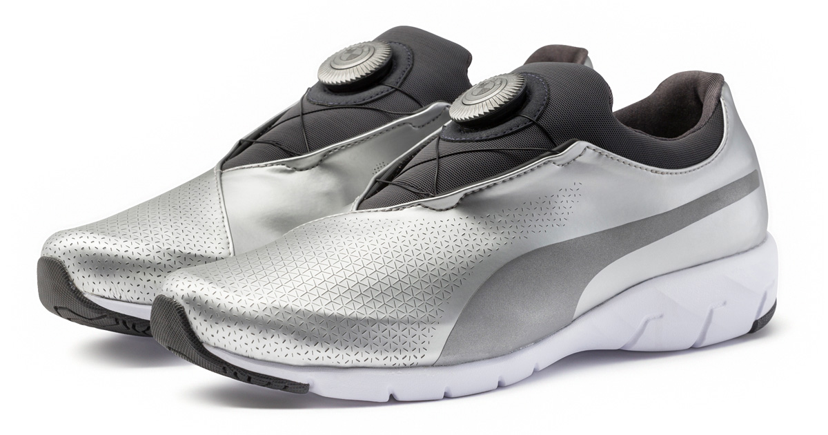 fd249893a6be Puma creates shoe inspired by BMW GINA concept car