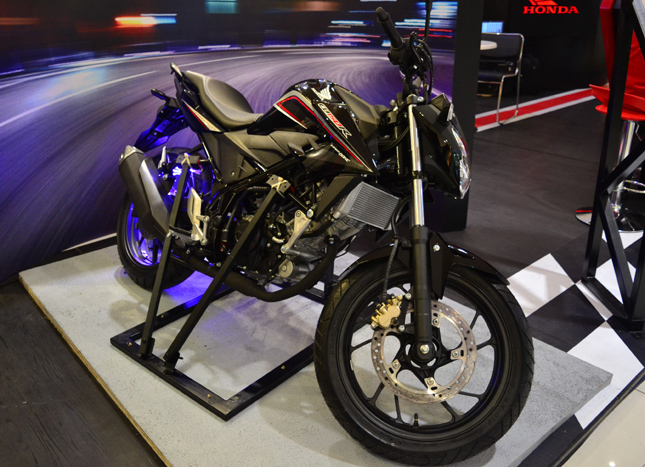 Honda Generation S bike