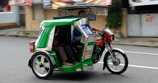 Tricycle | Top Gear Philippines
