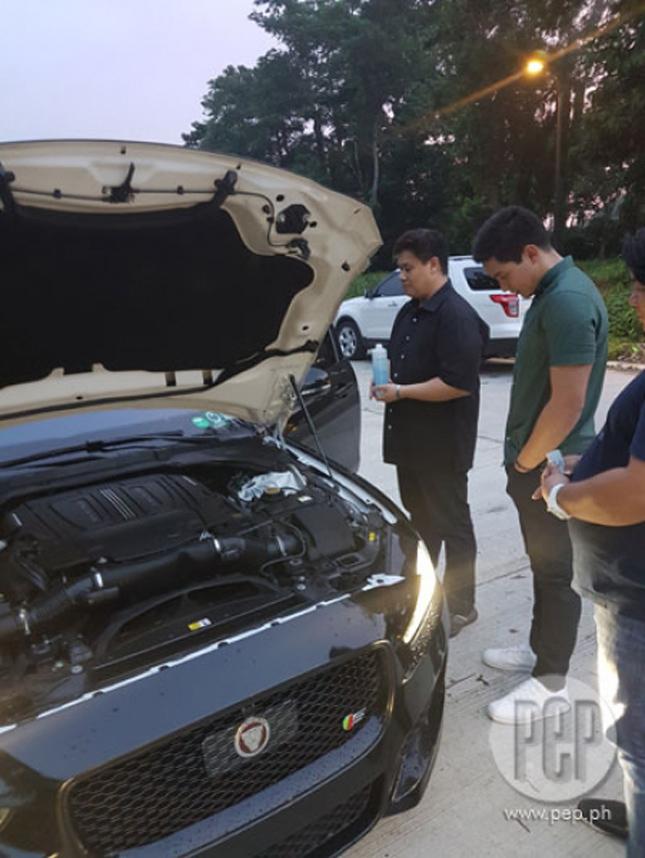 Alden's Jaguar XE
