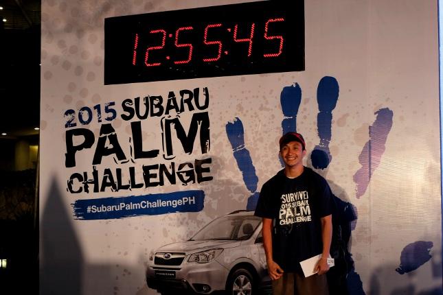 Subaru Palm Challenge 2015