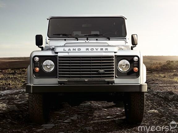 Land Rover Defender 2013 Price & Spec