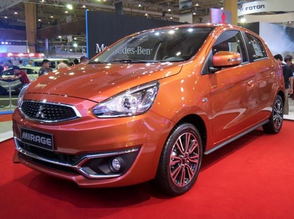 2018 Mitsubishi Mirage Philippines Price Specs Reviews