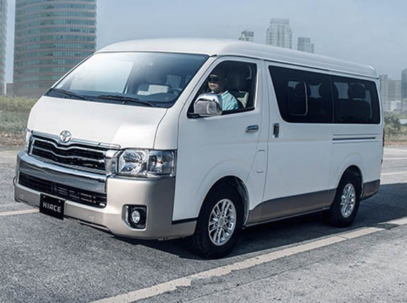 Toyota Hiace 2018: Price, Specs and Features